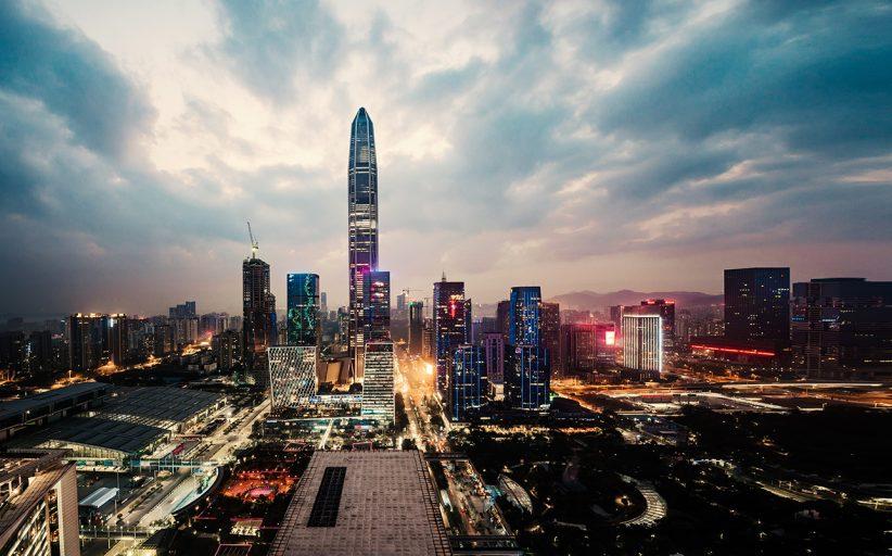 SHENZHEN CHINA'S CITY OF THE FUTURE